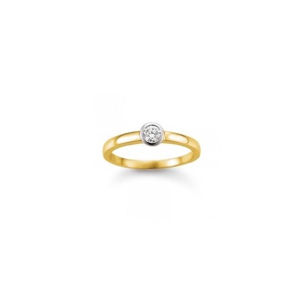 4180040-2, Brillantring - Verlobungsring