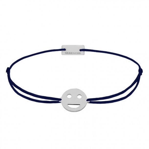 21201512, Momentoss - Filo Armband Emojj