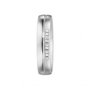 Ehering - Verlobungsring Edelstahl, 011761G52