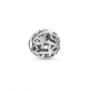 K0260-643-11, Karma Beads - Lebenskreuz