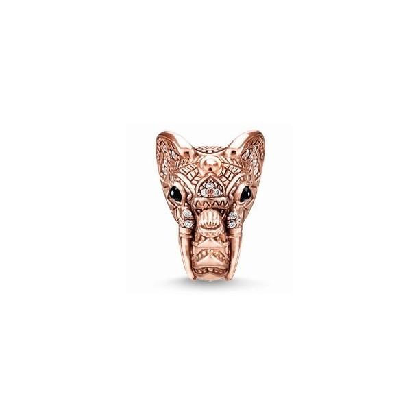 K0266-527-40, Karma Beads - Elefant