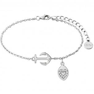Armband - Herz - Anker, XS4175