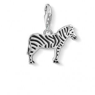 1416-007-11, Charm Anhänger - Zebra