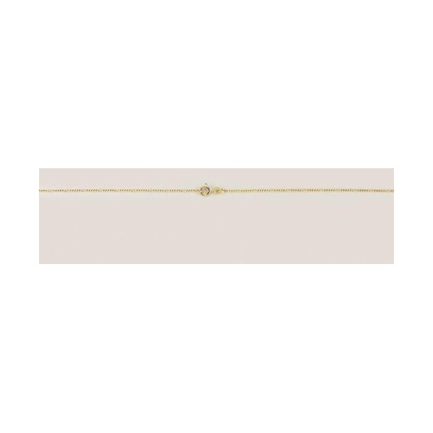 G15342/4042, Goldkette Figaro 40/42cm