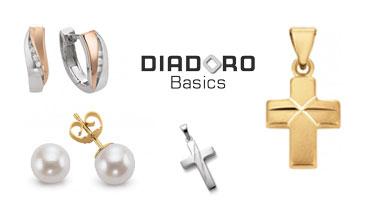 Entdecke die Schmuck Kollektion von Diadoro