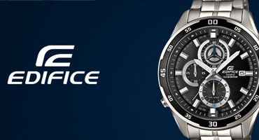 Edifice Uhren Online Shop
