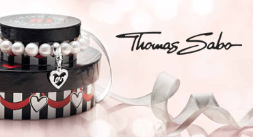 Entdecke die Thomas Sabo Uhren & Schmuck Kollektion
