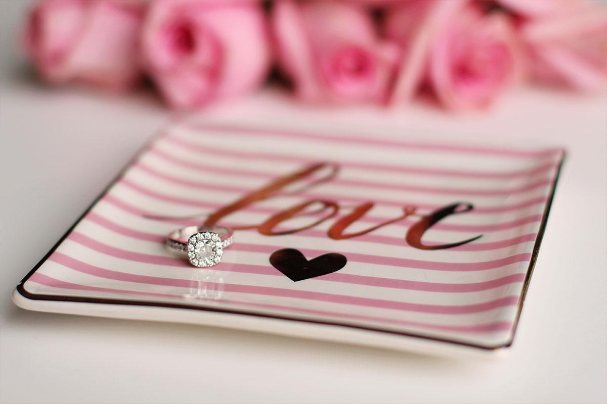 Verlobung zum passenden Anlass - z.B Weihnachten oder Valentinstag