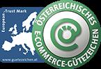 E-Commerce Gütesiegel zertifizierter Online Shop für Uhren und Schmuck