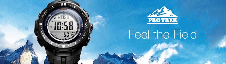 Uhren online  Protrek Uhren Online Shop - by Juwelier Waschier Diadoro ...