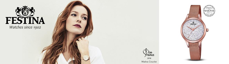 Festina Uhren online kaufen - bei Juwelier Waschier Diadoropartner - Ihr Online Juwelier - Offizieller Festina Retailer