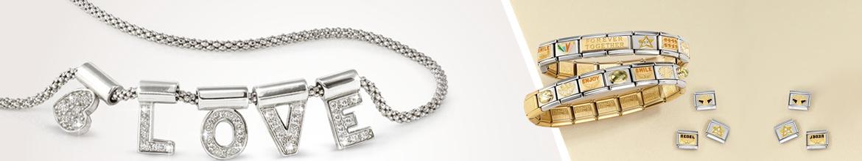 Nomination Armbänder jetzt online kaufen bei Juwelier Waschier