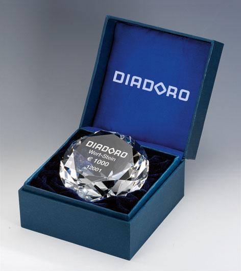 Diadoro Wertstein - Ein Geschenkgutschein der besonderen Art